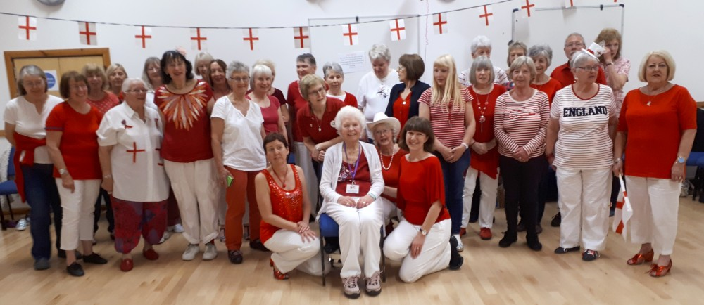 St George's Day 2019